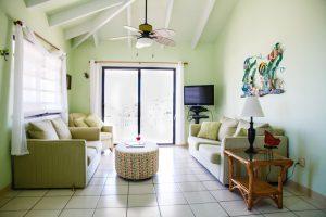 William's Wish Spacious Living Room
