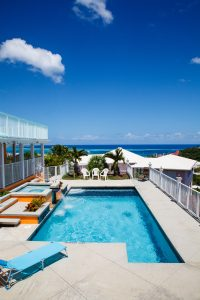 St. Croix Poolside Villa with Ocean View